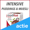 Modifast Intensive Puddings en Muesli